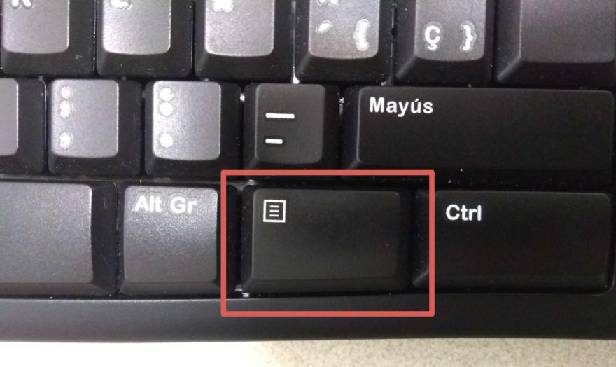 Alt Application Key