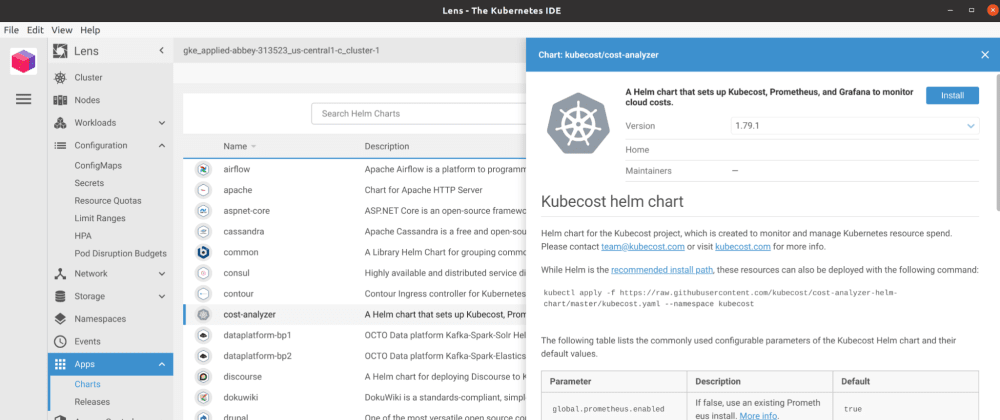 Cover image for How to monitor Kubernetes costs with Kubecost and the Lens IDE