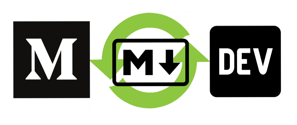 Cover image for Convert: Medium ⟺ Markdown ⟺ Dev.to
