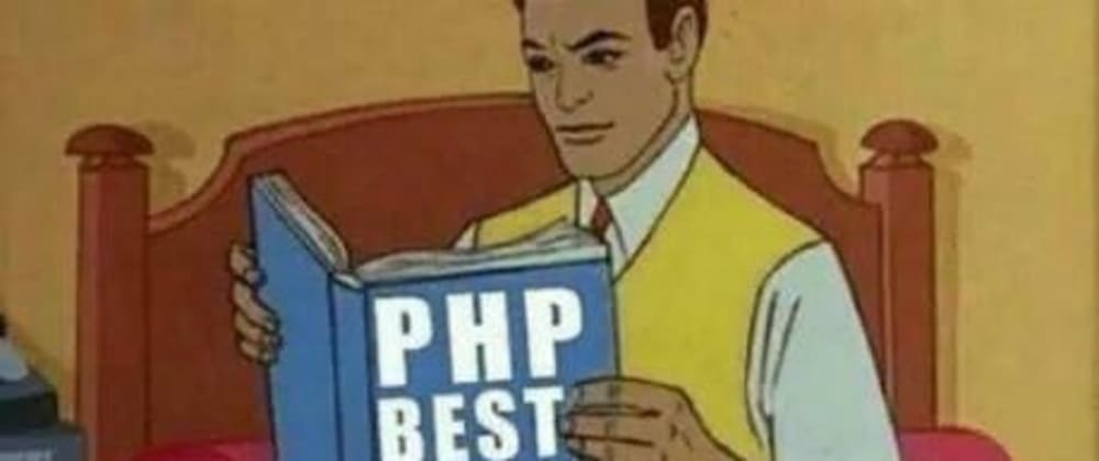 Cover image for Why bashing PHP makes you look stupid
