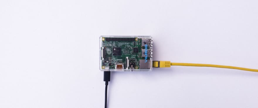 Run your Node js application on a headless Raspberry Pi