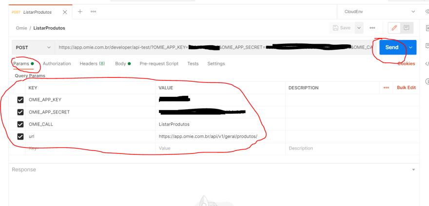 params-request