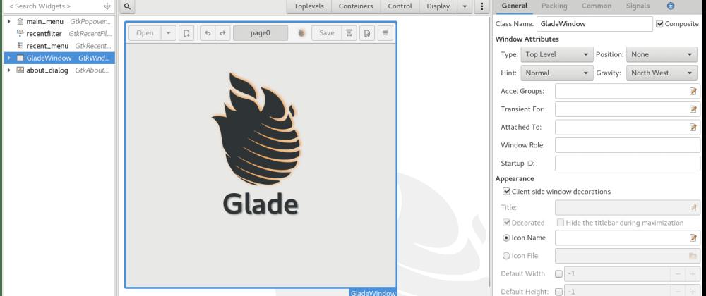 Cover image for Glade ve Kullanımı