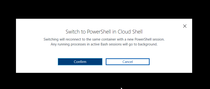 Restart Session with PowerShell