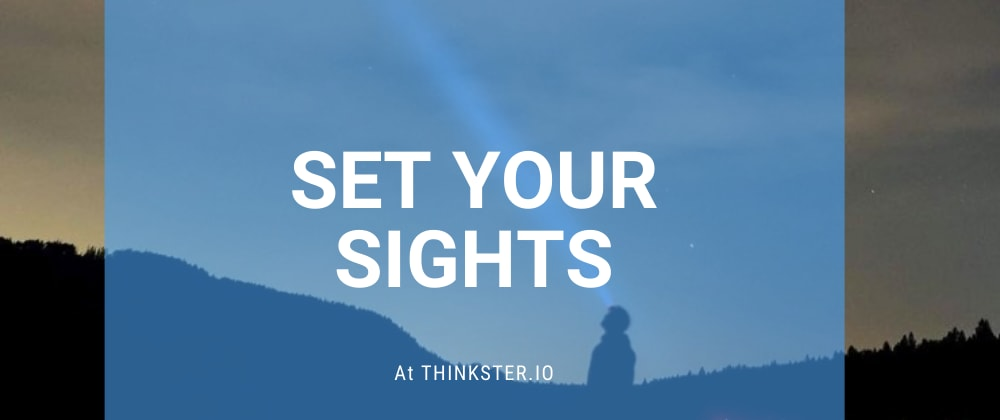 Cover image for Set Your Sights