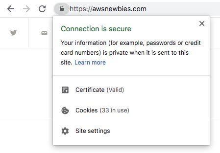 SSL Secured!