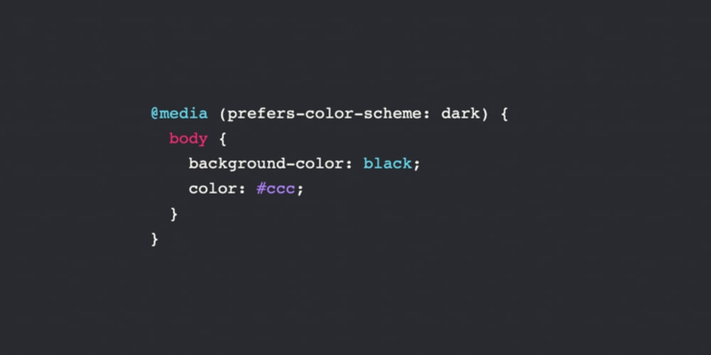 Add Dark Mode To Your Site With This Short Css Trick Dev Community