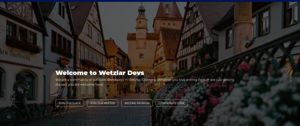 Cover image for Wetzlar Devs Meetup