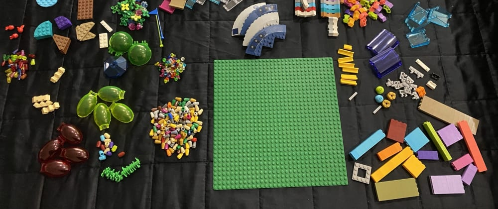 Cover image for Slow motion with Legos