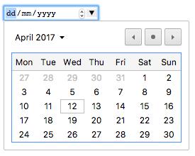 date-picker-chrome