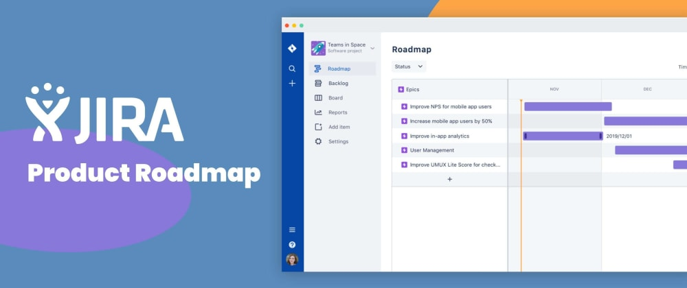 Cover image for JIRA Product Roadmap and Its Robust Alternative
