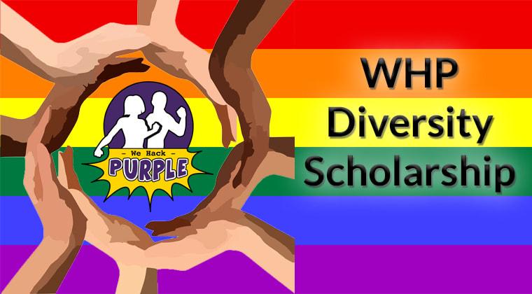 We Hack Purple Diversity Scholarship