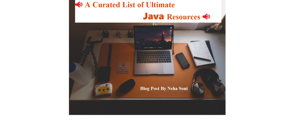 Cover image for The Curated List of Ultimate Java Resources 🧵