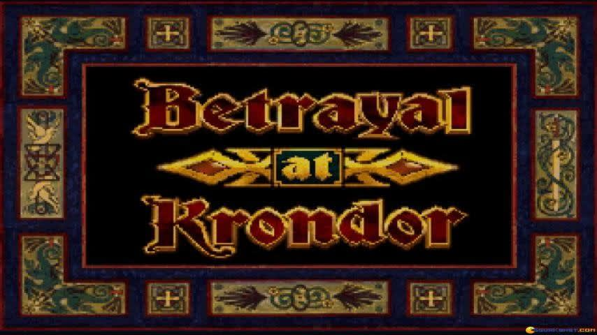 Betrayal at Krondor Opening Title