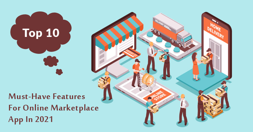 Online Marketplace App