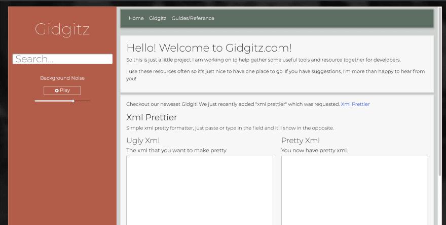 New layout needs feed back - DEV Community 👩 💻👨 💻
