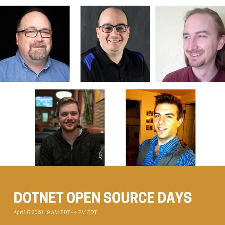 DotNet Open Source Days Speakers