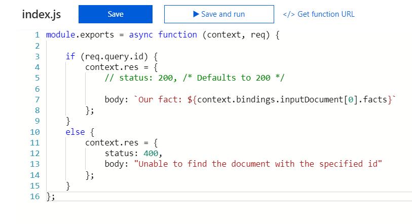 Function Code