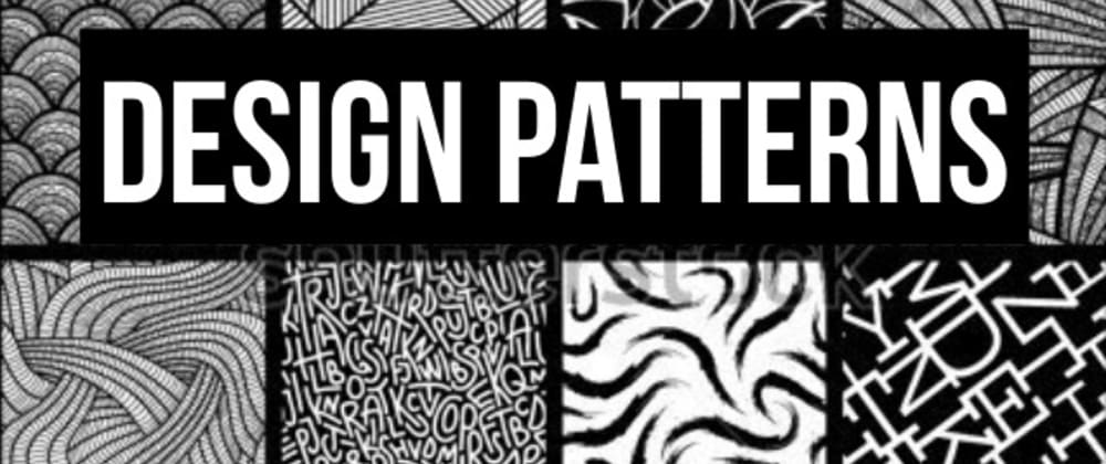 Cover image for DESIGN PATTERNS
