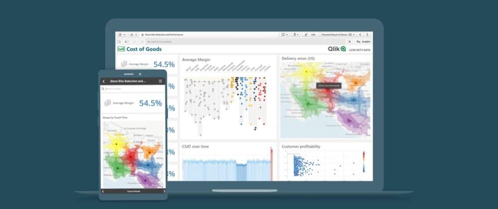 Cover image for Qlik Sense Dashboard Development