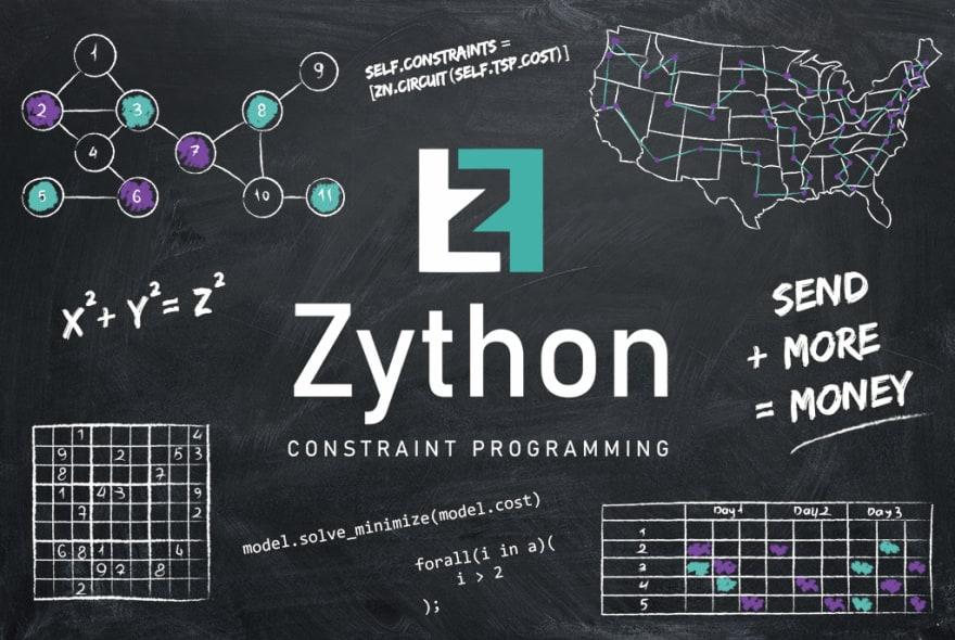 Zython background