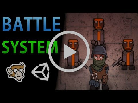 Simple Battle System in Unity (Spawn Enemy Waves, Trigger)