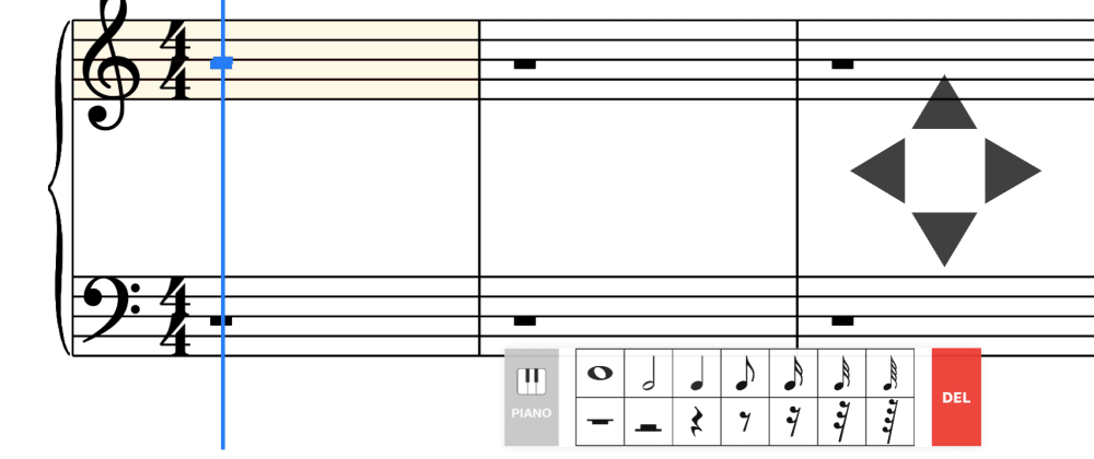 Cover image for Developing & Designing a Music Composition App Tailored for Composers