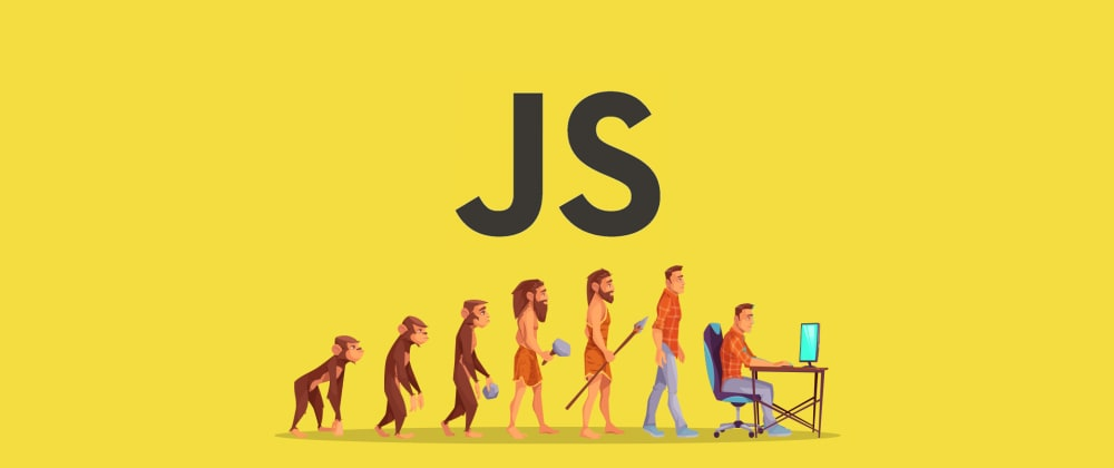 Cover image for The History Of JavaScript ⌛