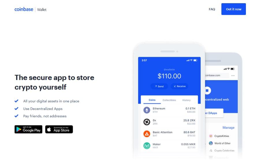 Coinbase Wallet - CoinGyan
