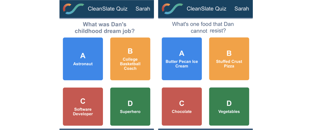 Cover image for Using a Quiz App for Remote Team Building During a Pandemic
