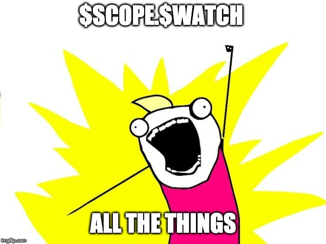$scope.$watch all the things
