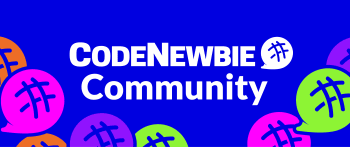 CodeNewbie Community