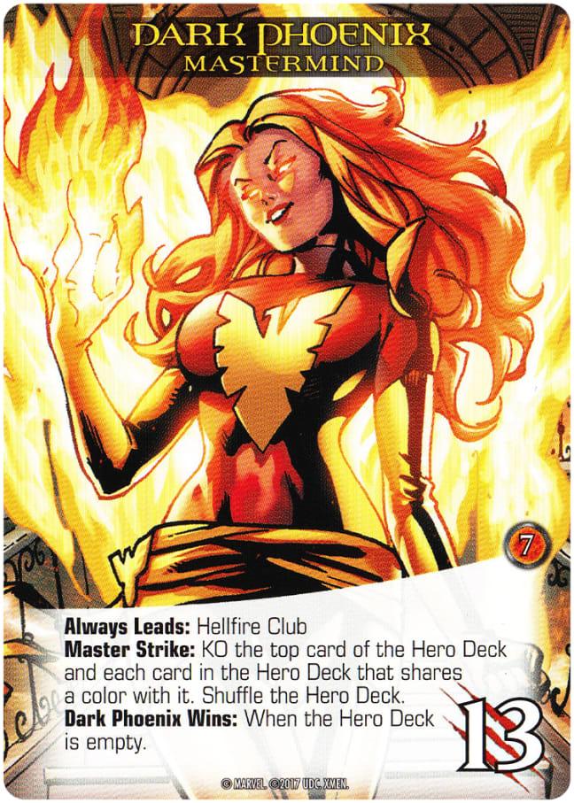 Dark Phoenix Mastermind