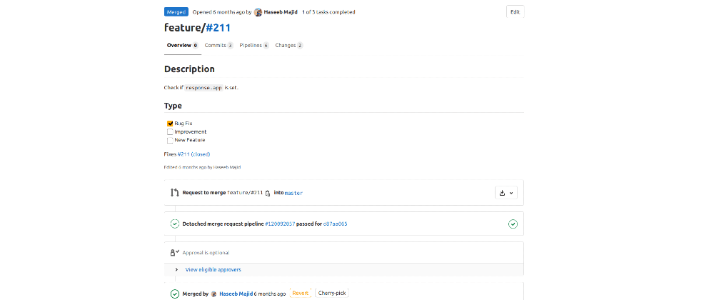 Cover image for How to auto create MRs in Gitlab