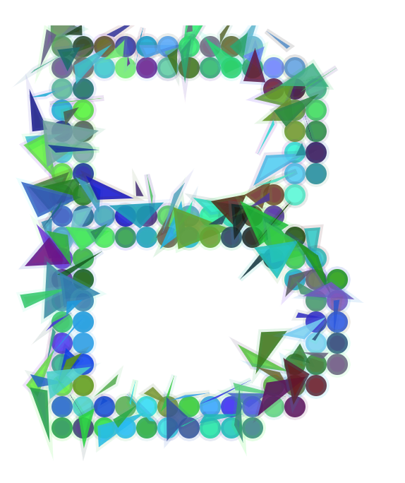 Pixelate Characters With Canvas, And Draw Generative Art