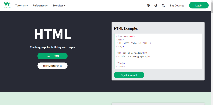 Learn Programming for free