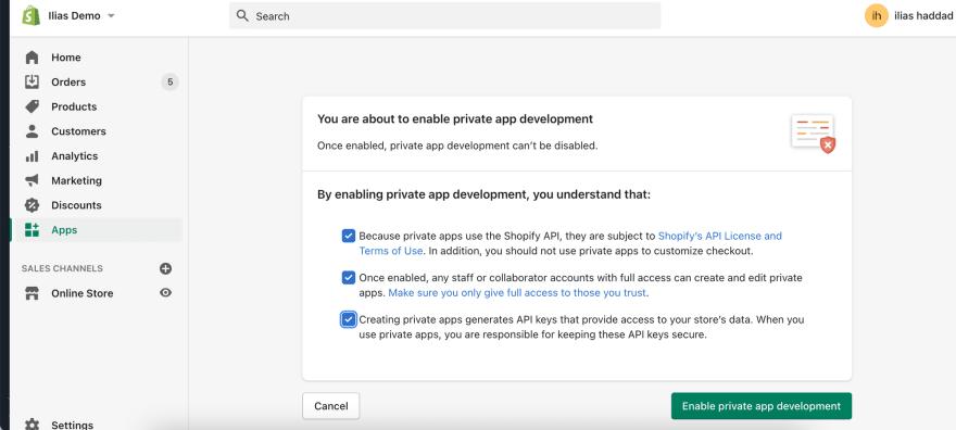 How to setup a local shopify theme development environment)