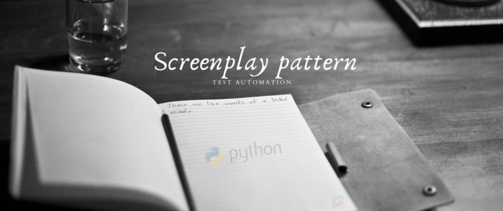 Cover image for Patron de pruebas automatizadas Screenplay