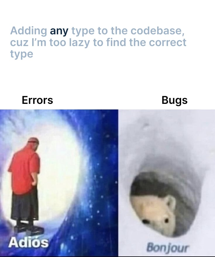 Any hiding them bugs