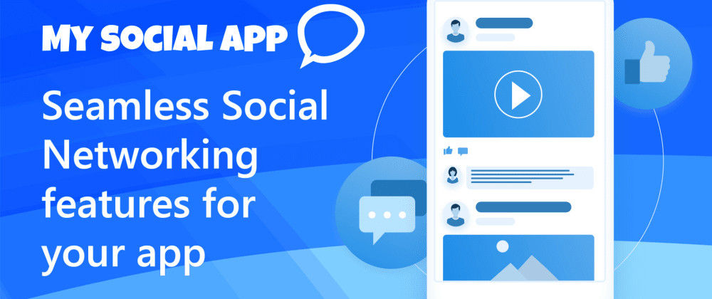 Cover image for Messaging and social network features SDK. What do you think?