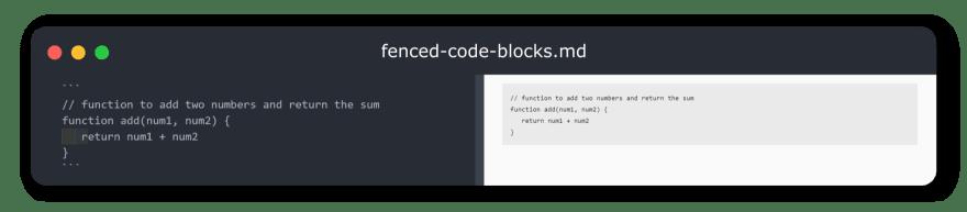 fenced-code-blocks-in-markdown