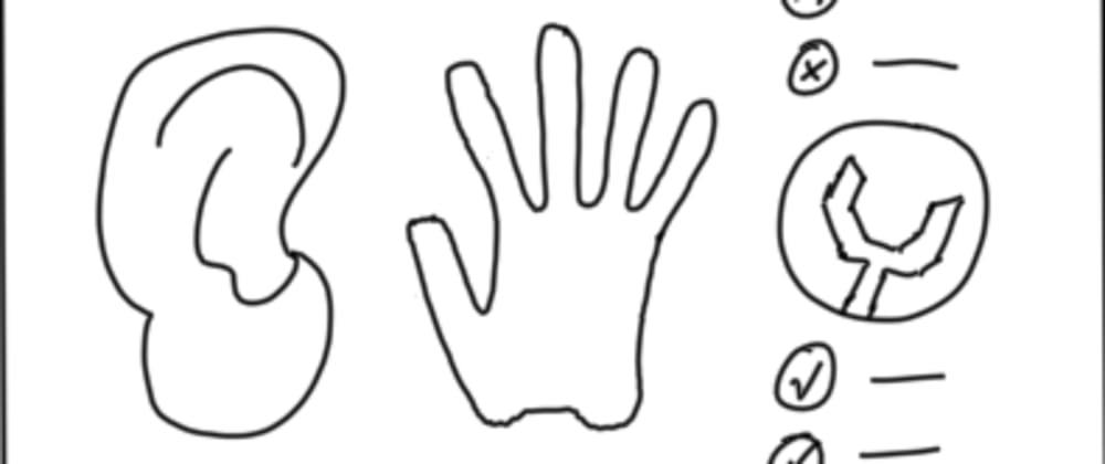 Cover image for Three tests for accessibility