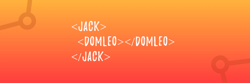 Twitter and LinkedIn banner for Jack Domleo
