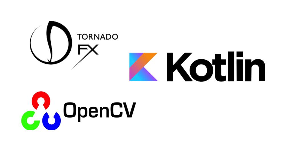 Kotlin + TornadoFX + OpenCV = Fun! - DEV Community 👩 💻👨 💻