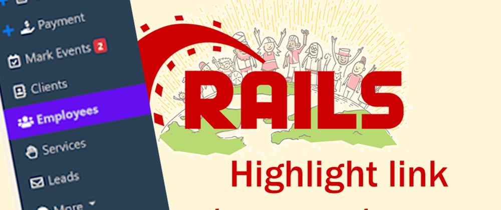 Cover image for Highlight link to current page: TLDR
