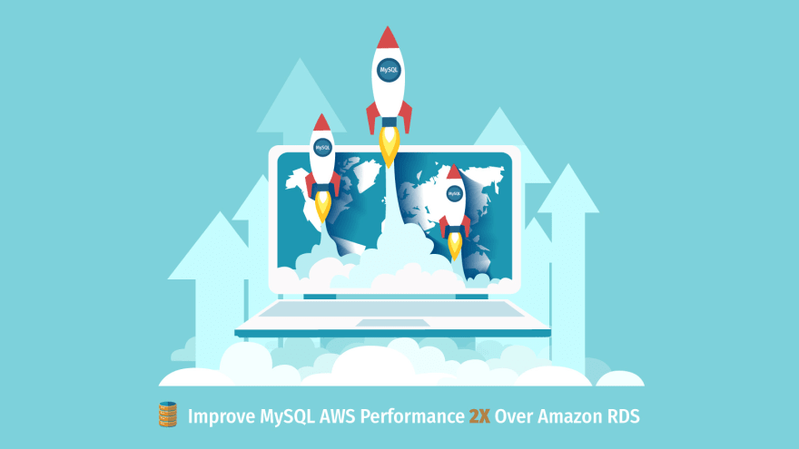 How to Improve MySQL AWS Performance 2X Over Amazon RDS at The Same Cost