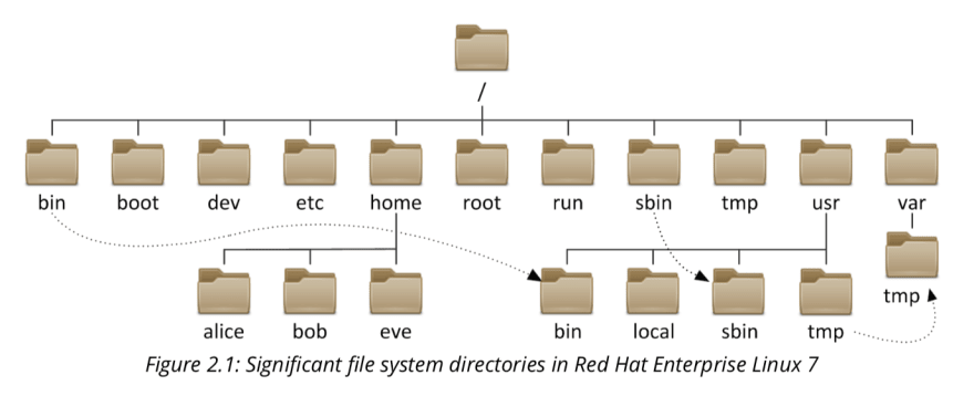 Know your Linux 01: Directory structure - DEV Community 👩 💻👨 💻