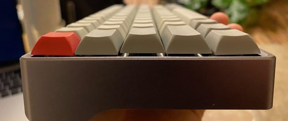 Cover image for Mechanical keyboard : first build (v2) - DIY kit