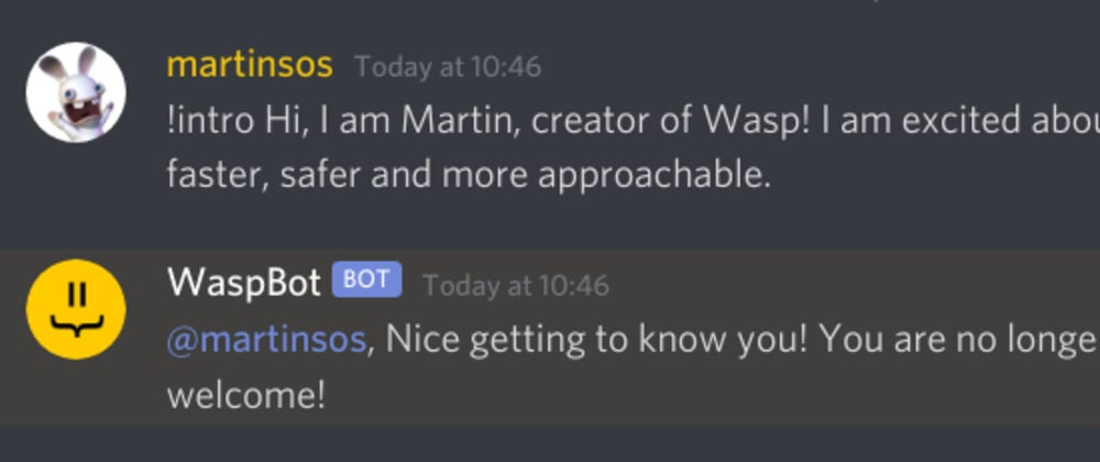 Cover image for How to implement a Discord bot (in NodeJS) that requires new members to introduce themselves