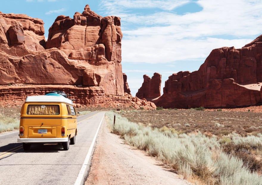 Van Travelling